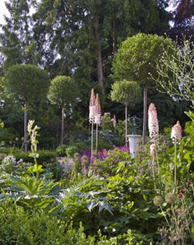 Garden Designer Justin Spink Selected Works